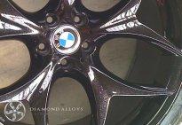 BMW Customised Alloy Wheel Refubishment