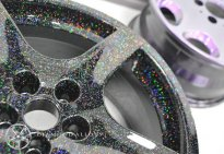 Customised Alloy Wheel Refurbishment