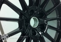 Porsche Custom Alloy Wheel Refurbishment