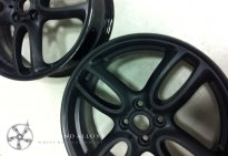 Custom Alloy Wheel Refurbishment