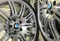 Diamond Cut Alloys BMW Wheels