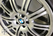 Diamond Cut Alloys BMW Wheel