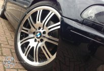 Diamond Cut Alloys BMW