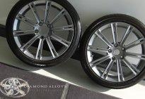 Diamond Alloys Painted Wheels