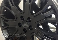 Diamond Alloy Custom Wheel Refurbishment