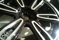 Diamond Cut Alloys Wheel Bentley