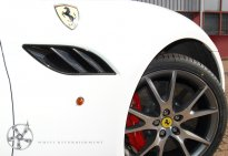 Ferrari Diamond Cut Alloys
