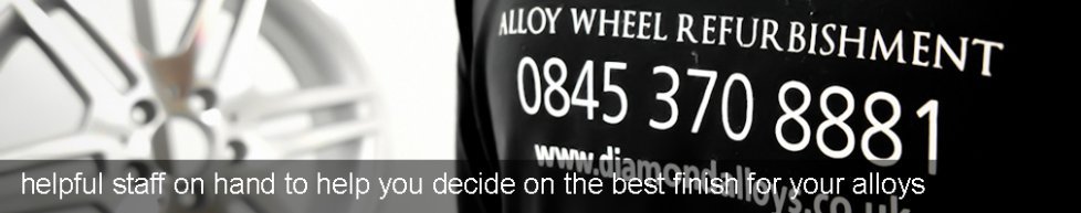 alloy wheel trained technicians