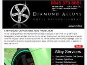 Diamond Alloys newsletter - August 2014