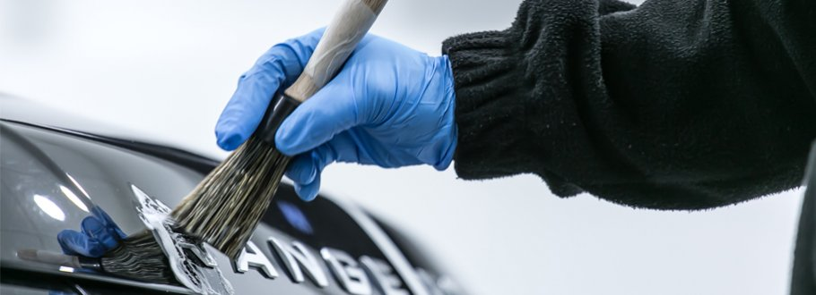 Protecting the Paintwork and Interiors