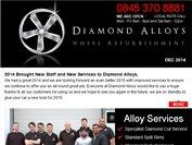 Diamond Alloys newsletter - December 2014