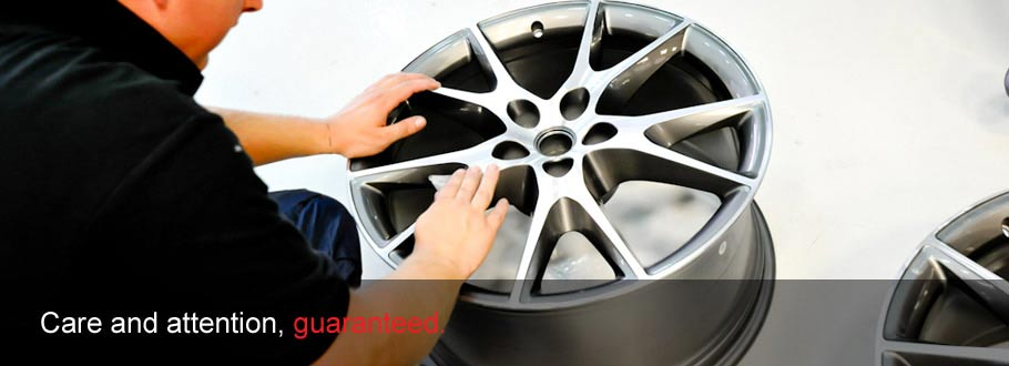 Diamond Alloys - Care and attention guaranteed
