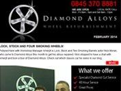 Diamond Alloys newsletter - February 2014