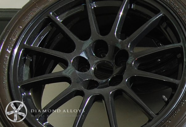 Painted Alloy Wheels