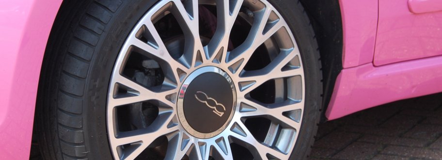 Diamond Alloys wheel refurbishment