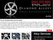 Diamond Alloys newsletter - July 2016