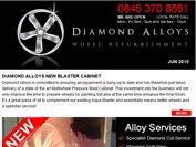 Diamond Alloys newsletter - June Newsletter 2015