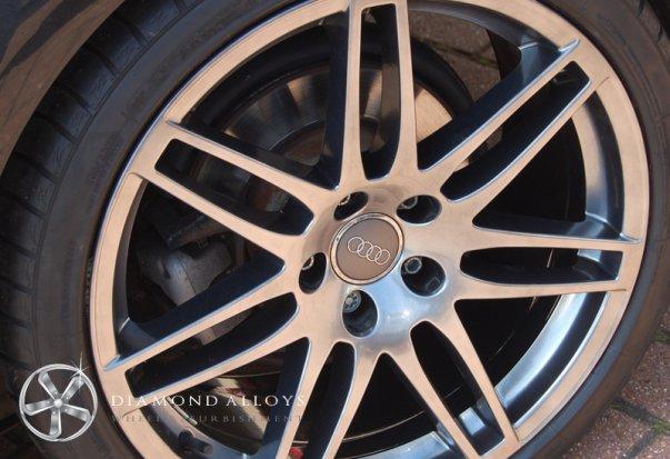 ghost chrome alloy wheel repair