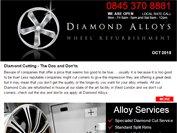 Diamond Alloys newsletter - October 2015