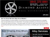Diamond Alloys newsletter - April 2016