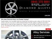 Diamond Alloys newsletter - June 2016
