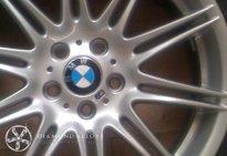 BMW Standard Alloy Wheel Refurbishment