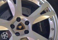 Lamborghini Standard Alloy Wheel Refurbishment