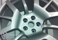 Maserati Gran Tourismo Standard Cut Alloy Wheel Refurbishment