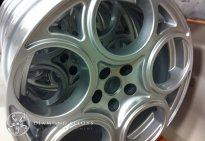 Standard Alloy Wheel Refurbishment