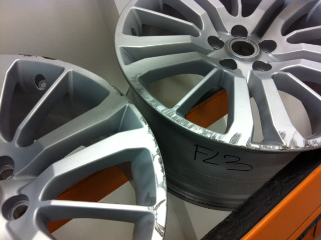 See The Alloy Before And After Refurbishment Diamond Alloys
