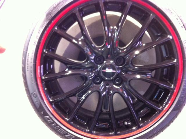 The Geneva Motor Show 2012 Day2 Diamond Alloys