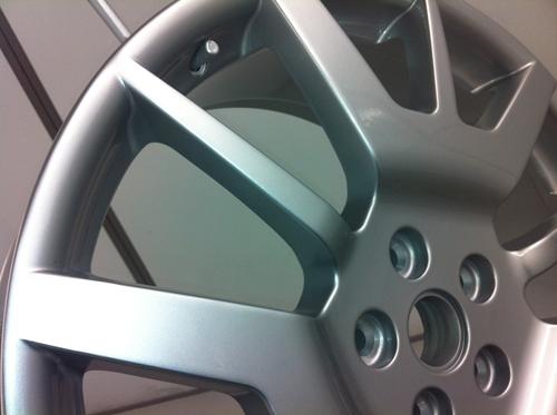 Maserati Alloy Wheel Refurbishment Diamond Alloys