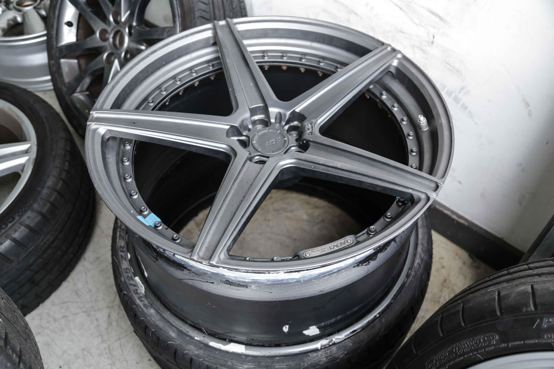Rim Repair Cost >> We can repair your split rims - Diamond Alloys