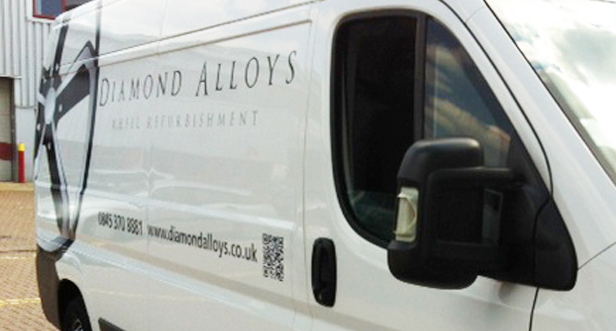 diamond-alloys-collection-and-delivery-van