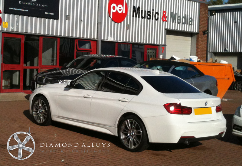 diamond-cut-bmw-alloys-outside