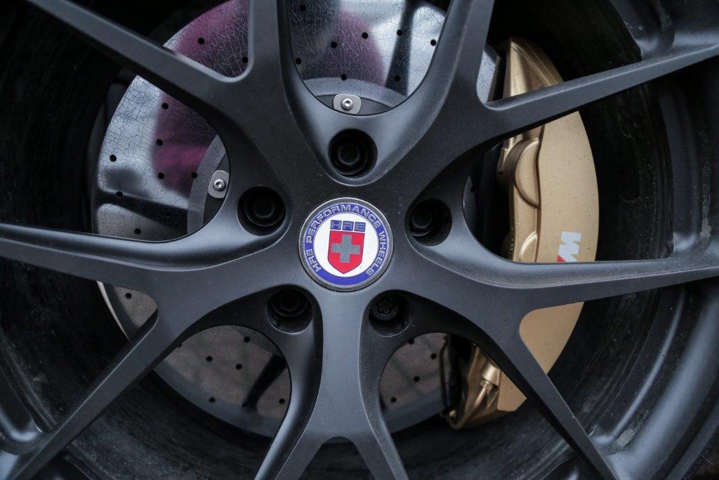 19 Inch Matte Black Alloy Wheel Repair Diamond Alloys